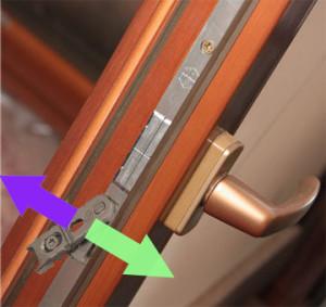 ремонт фурнитуры Maco на окне